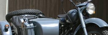 Seguro de moto con sidecar