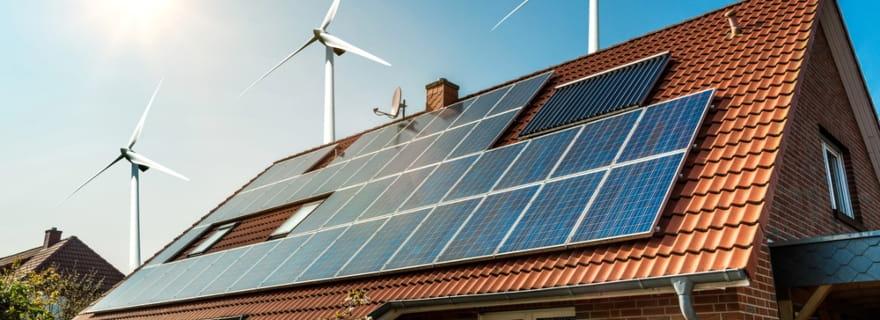 Coberturas del seguro de hogar para proteger las placas solares de tu casa