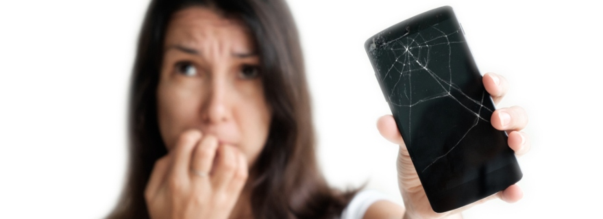 ¿Cómo cubre el seguro de hogar una rotura de móvil?