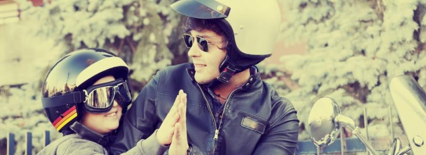 Cobertura de ocupantes menores en el seguro de moto