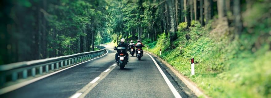 Diferencias entre el seguro de un ciclomotor y de una motocicleta