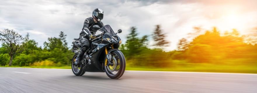 El seguro del conductor en el seguro de moto