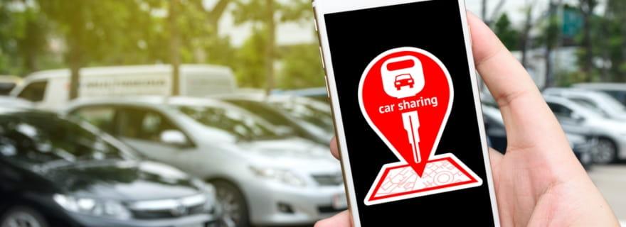 El carsharing está cada vez más presente en las ciudades españolas