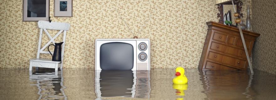Inundaciones y terremotos en el seguro de hogar